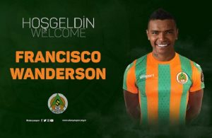 Wanderson moves to Alanyaspor from Russia's Dynamo Moscow