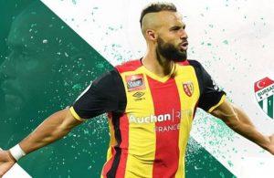Bursaspor sign John Bostock from Lens