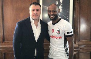 Brazilian striker Vagner Love moves to Besiktas