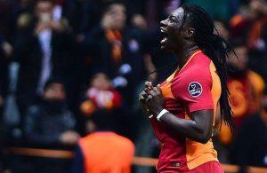 Bafetimbi Gomis scores first hattrick