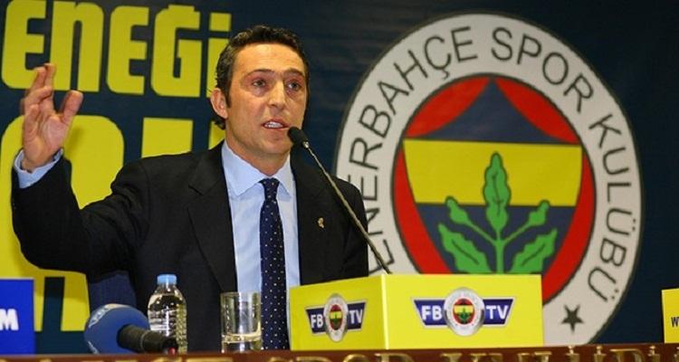 Ali Koc Fenerbahce presidency candidate 100 million