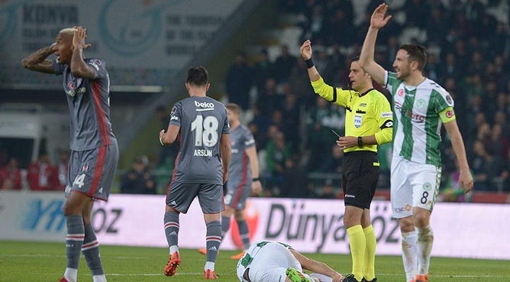 Alper Ulusoy punished by TFF
