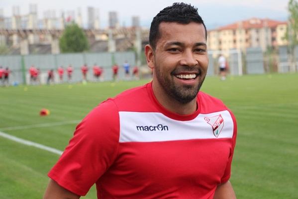 Andre Santos of Boluspor