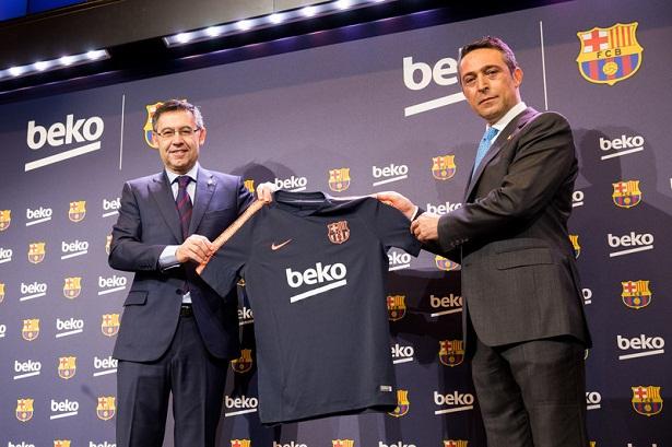Beko and Barcelona partnership