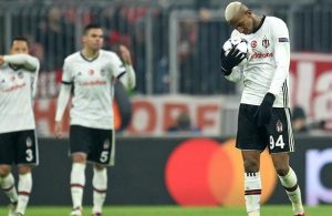 Besiktas bad news ahead of derby
