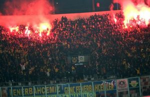 41 fans have been charged with hooliganism
