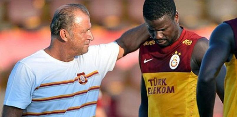 Eboue back with Galatasaray.