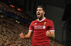 Emre Can scored a goal and made it 6 for the season