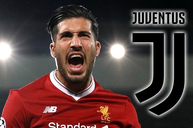 Emre can juventus bound according to agent