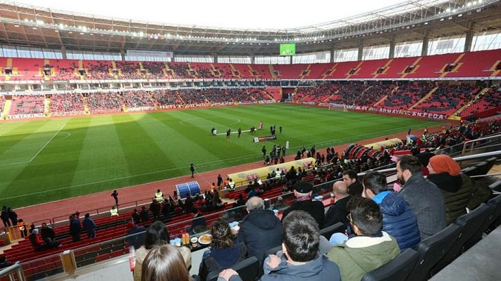 Eskisehirspor changes stadium's name