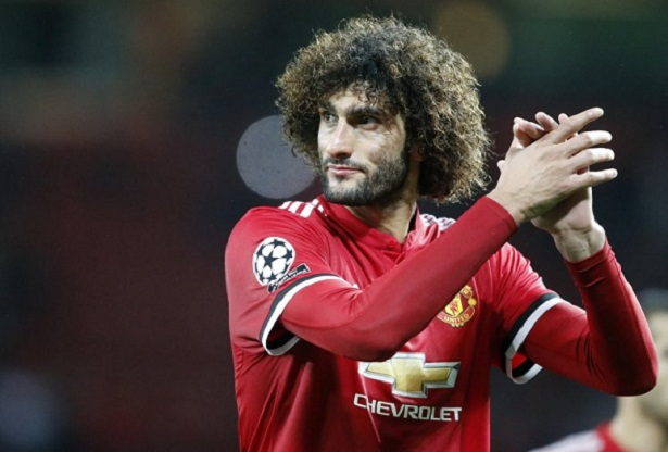 Done deal for Fellaini