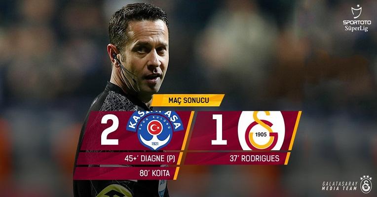 Galatasaray's cryptic tweet
