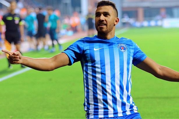 Kasimpasa Trezeguet a target for Galatasaray