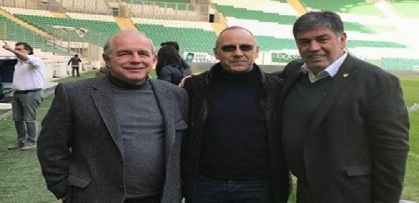 Kosovo Football Federation visits Bursaspor