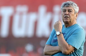 Lucescu speaks about Turkish football players