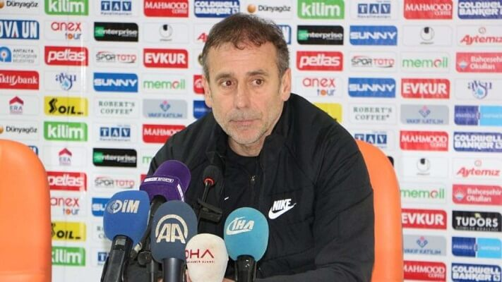 Abdullah Avci speaks after 4-1 loss against Alanyaspor