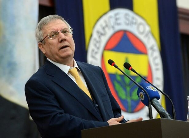 Fenerbahce's current chairman Aziz Yildirim to run for re-election