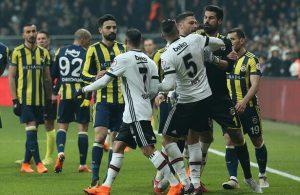 Besiktas file complaint against Fenerbahce players