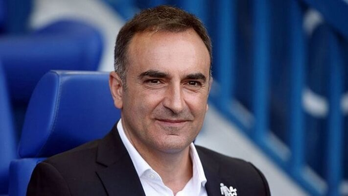 Carlos Carvalhal speaks about Besiktas fans