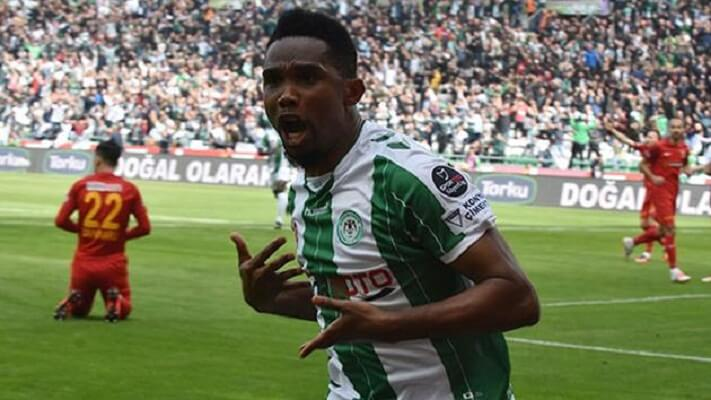 Samuel Eto'o of Konyaspor says his team will remain in the Turkish Super Lig and avoid relegation