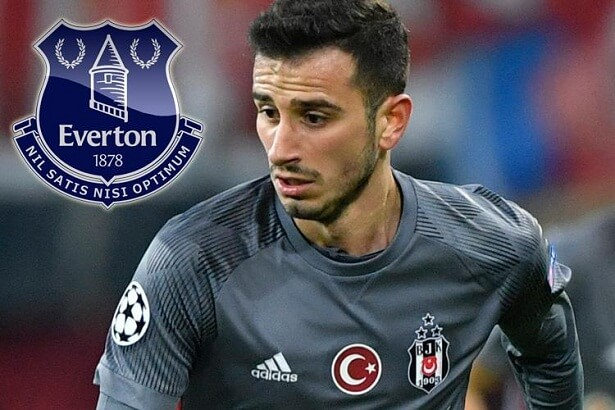 Everton are considering offering a contract to Oguzhan Ozyakup