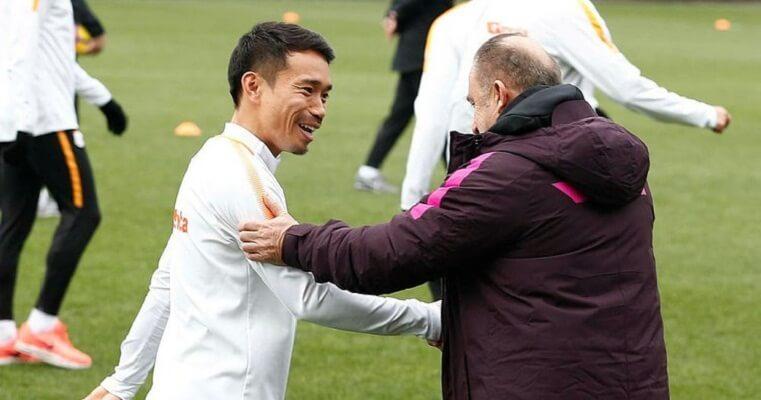 Yuto Nagatomo wants to stay at Galatasaray