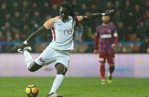 Bafetimbi Gomis sets new Galatasaray record again