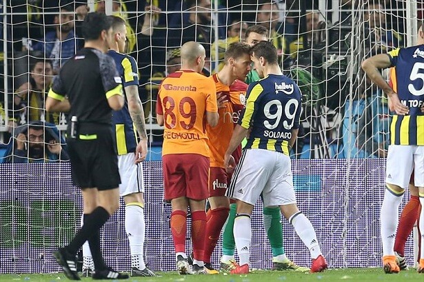 Intercontinental derby ends in a goalless draw