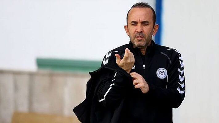 Konyaspor fire manager Mehmet Ozdilek