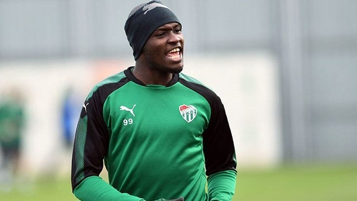 Bursaspor president Ali Ay says they made a mistake signing Moussa Sow