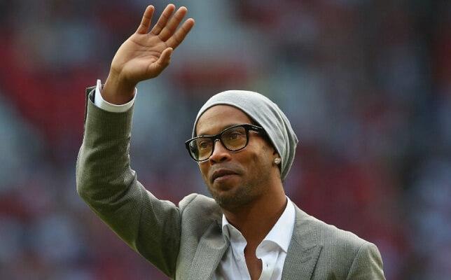 Ronaldinho predicts winner of Fenerbahce-Galatasaray derby