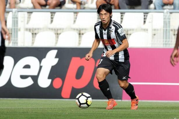 Shoya Nakajima is linked with Galatasaray