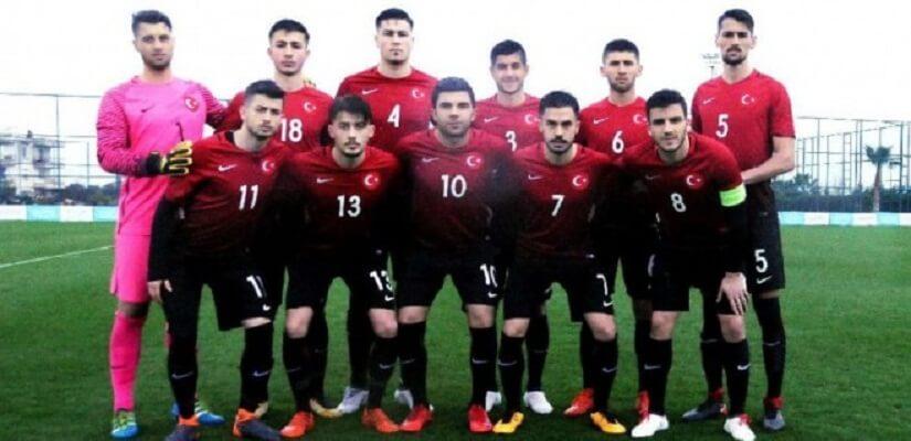 Turkey U19 team selected