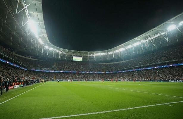 First defeat in 9 European matches for Besiktas