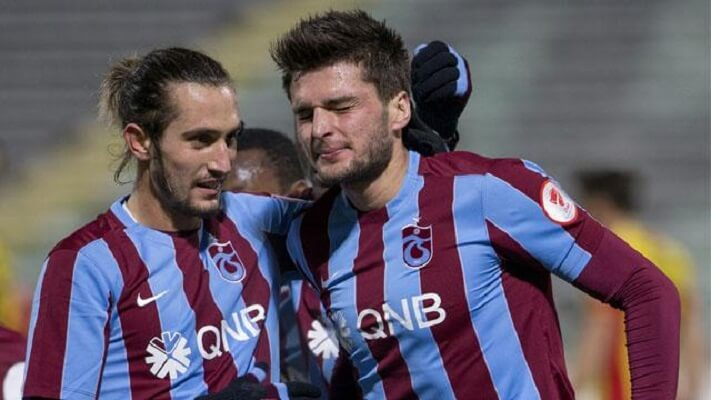 Scouts to be present in Trabzonspor match