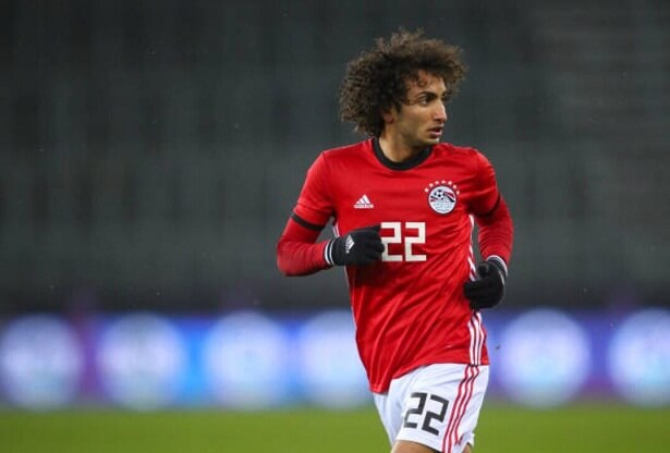 Galatasaray have been linked with Egyptian Amr Warda.