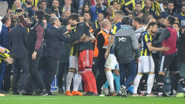 TFF makes Turkish Cup derby decision