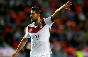 Emre Can to decide future soon