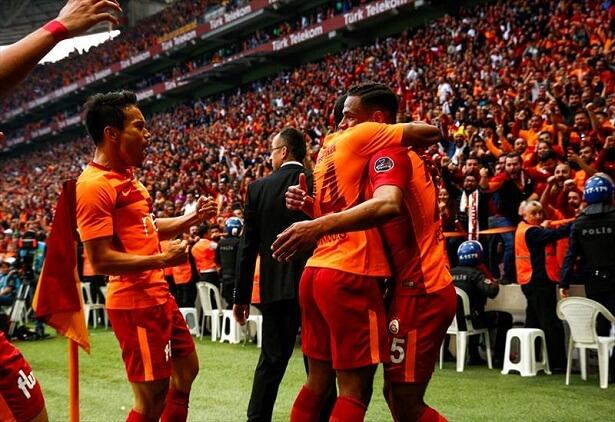 Galatasaray defeat Besiktas in Istanbul derby