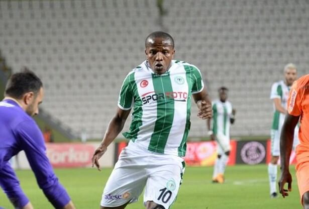 Konyaspor's Manyama wants to leave