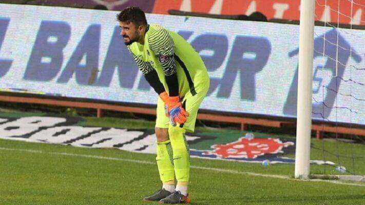 Onur Kivrak sidelined with injury
