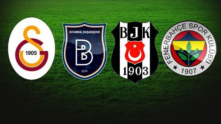 Turkish Super Lig four teams in title contention