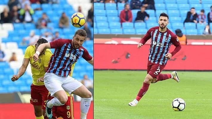 Trabzonspor's Kamil Corekci to miss rest of season with injury