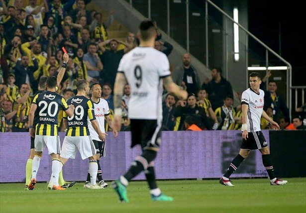 Turkish cup abandoned after crowd disturbance