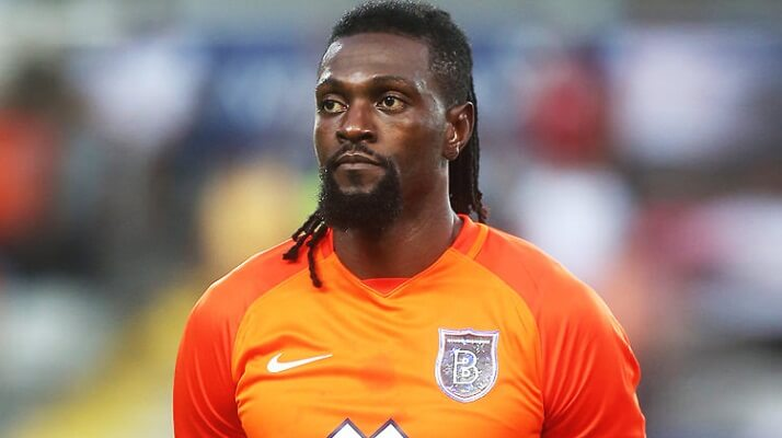 Emmanuel Adebayor says he wants to play in Spain again