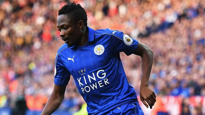 Galatasaray want to sign Ahmed Musa