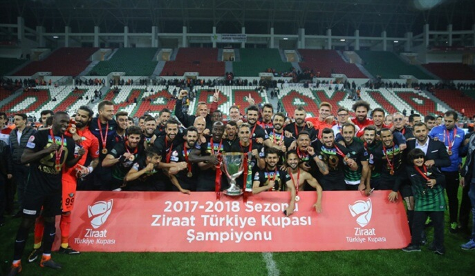 Akhisarspor stun Fenerbahce to lift Turkish Cup