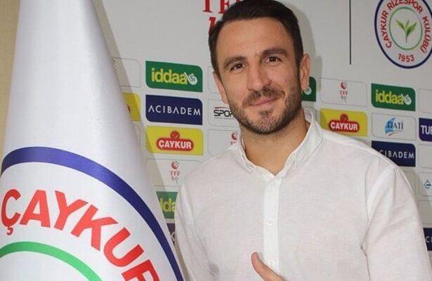 Rizespor sign Ali Camdali