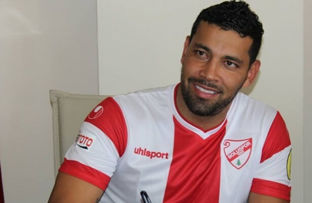 Andre Santos leaves Boluspor after contract expires