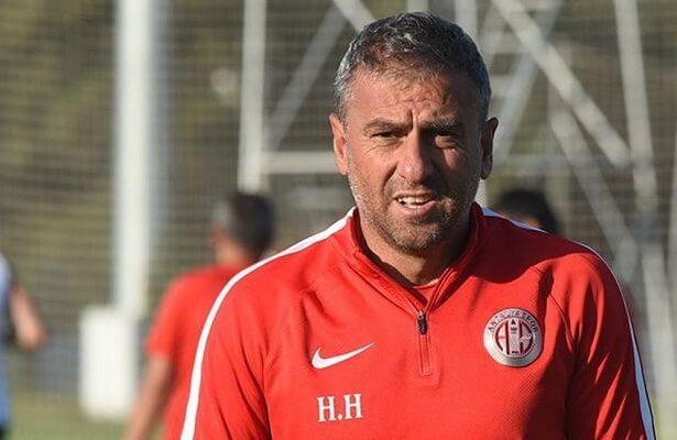 Antalyaspor part ways with Hamza Hamzaoglu